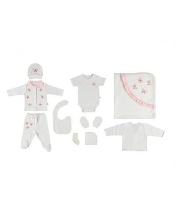 BİBABY DREAM 10'LU SET PEMBE...