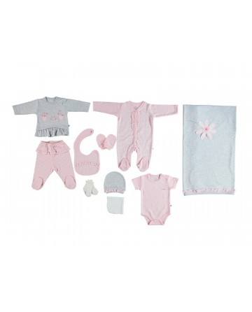 BİBABY DREAM GARDEN 10'LU SET...