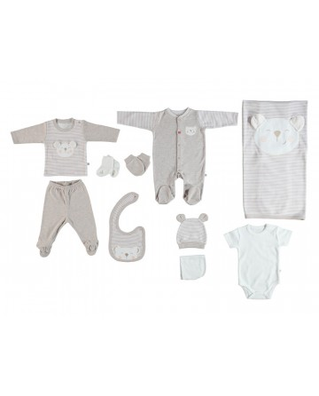 BİBABY PİCCOLO 10'LU SET...
